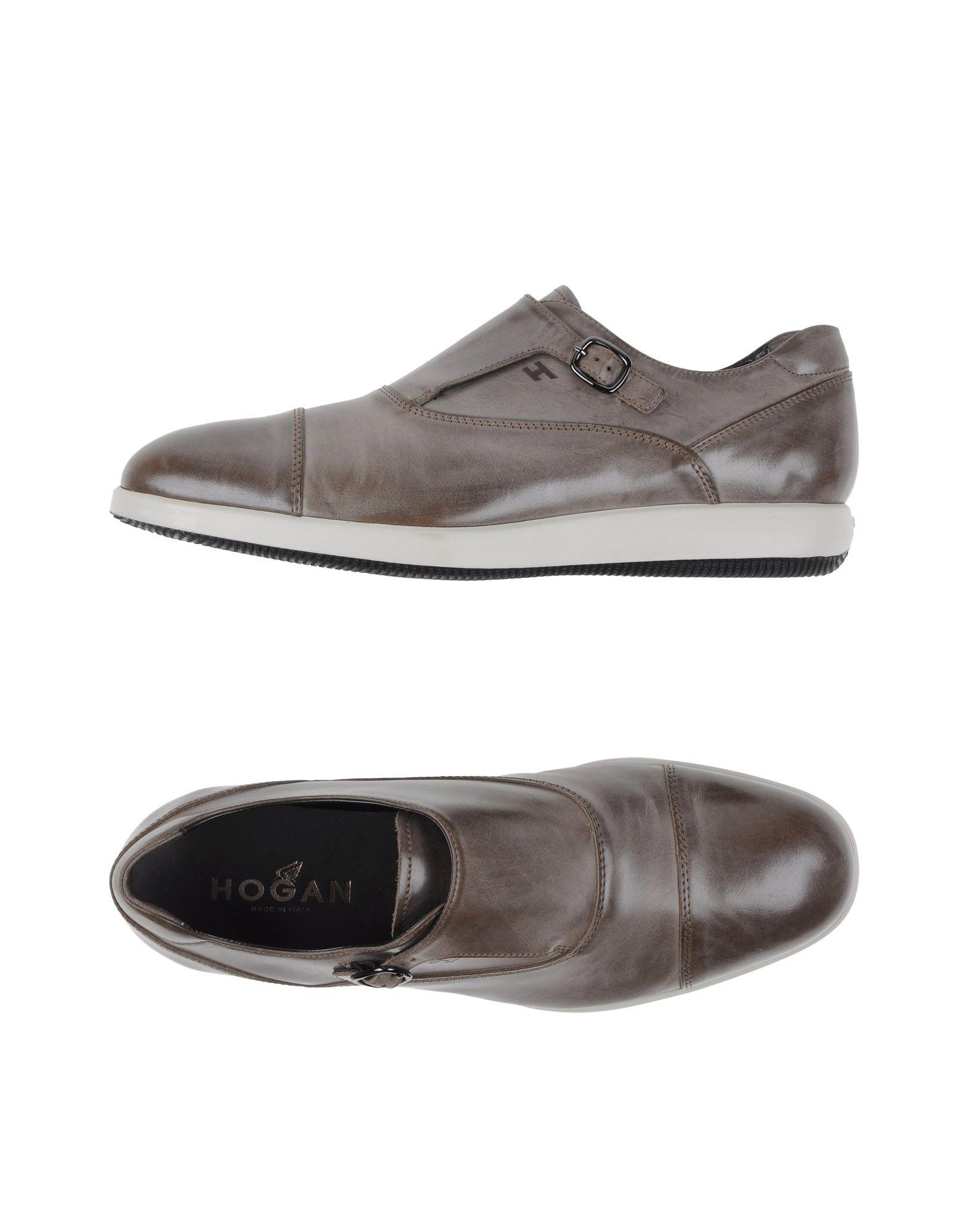 Haltbare Mode billige Schuhe Hogan Mokassins Herren  44987055NM Heiße Schuhe