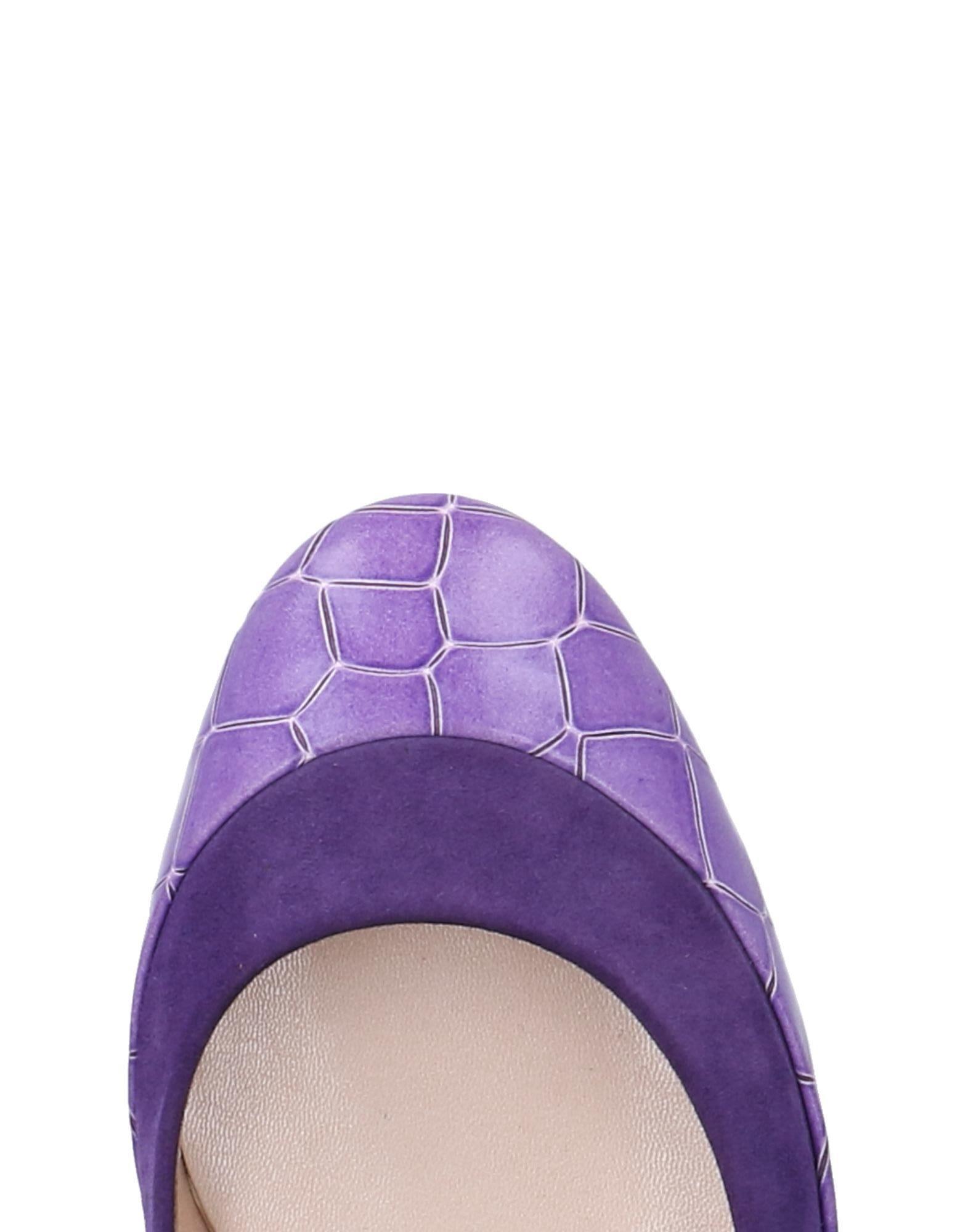 Haltbare Mode billige Schuhe Casadei Ballerinas Damen  44987366LX Heiße Schuhe