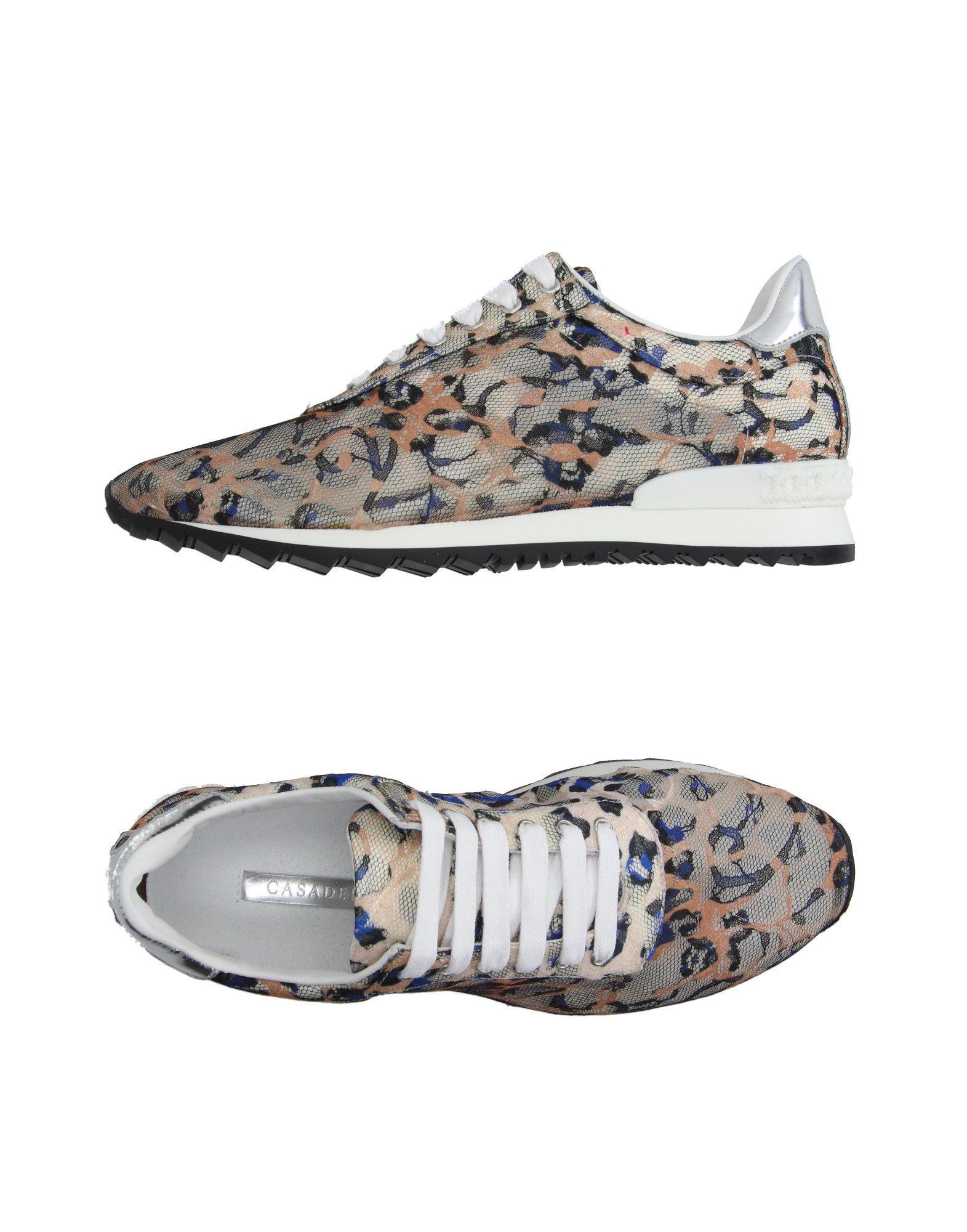 Haltbare Mode billige Schuhe Casadei Sneakers Damen  44987408HK Heiße Schuhe