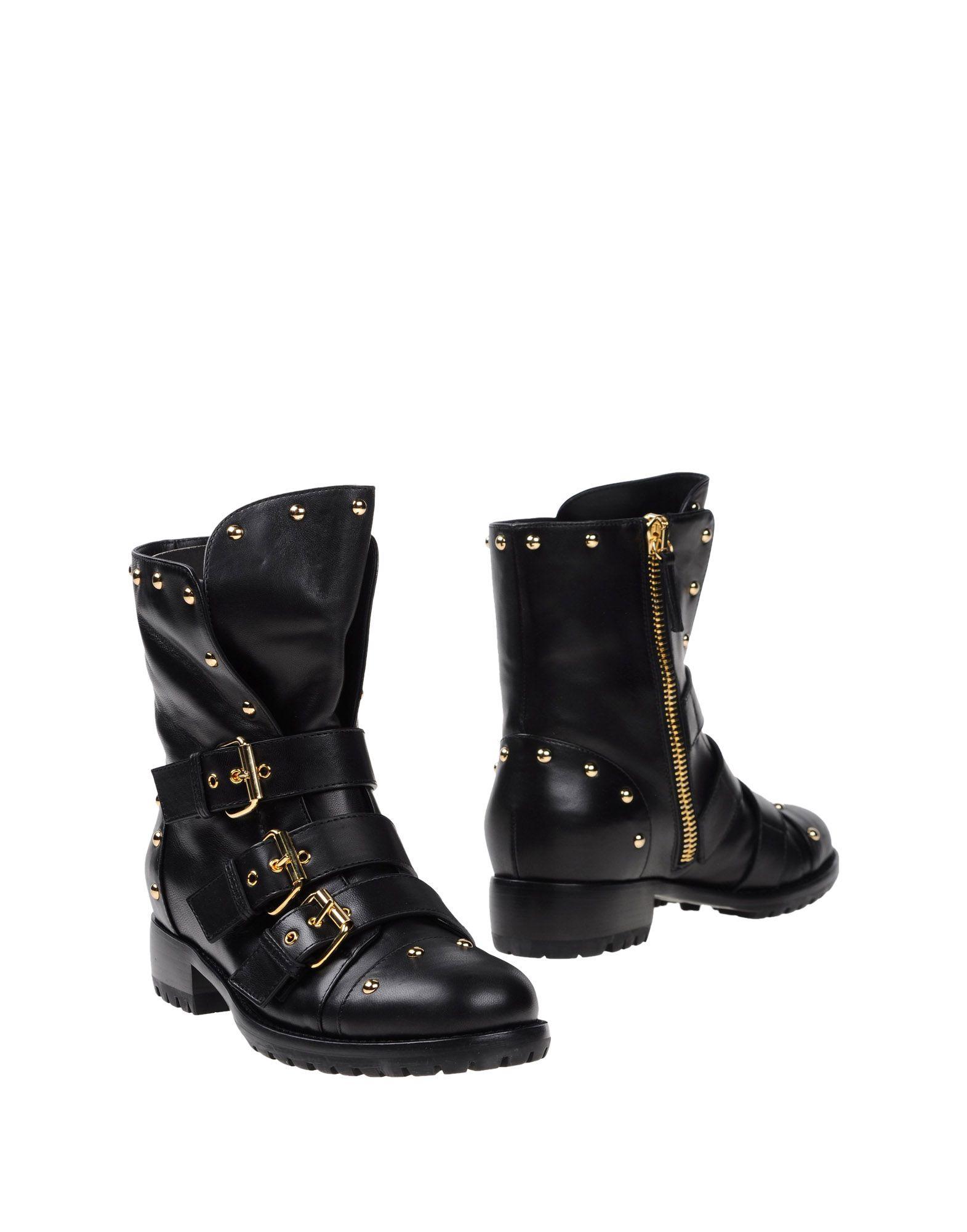 Giuseppe Zanotti Stiefelette Damen  44988364EQGünstige gut aussehende Schuhe