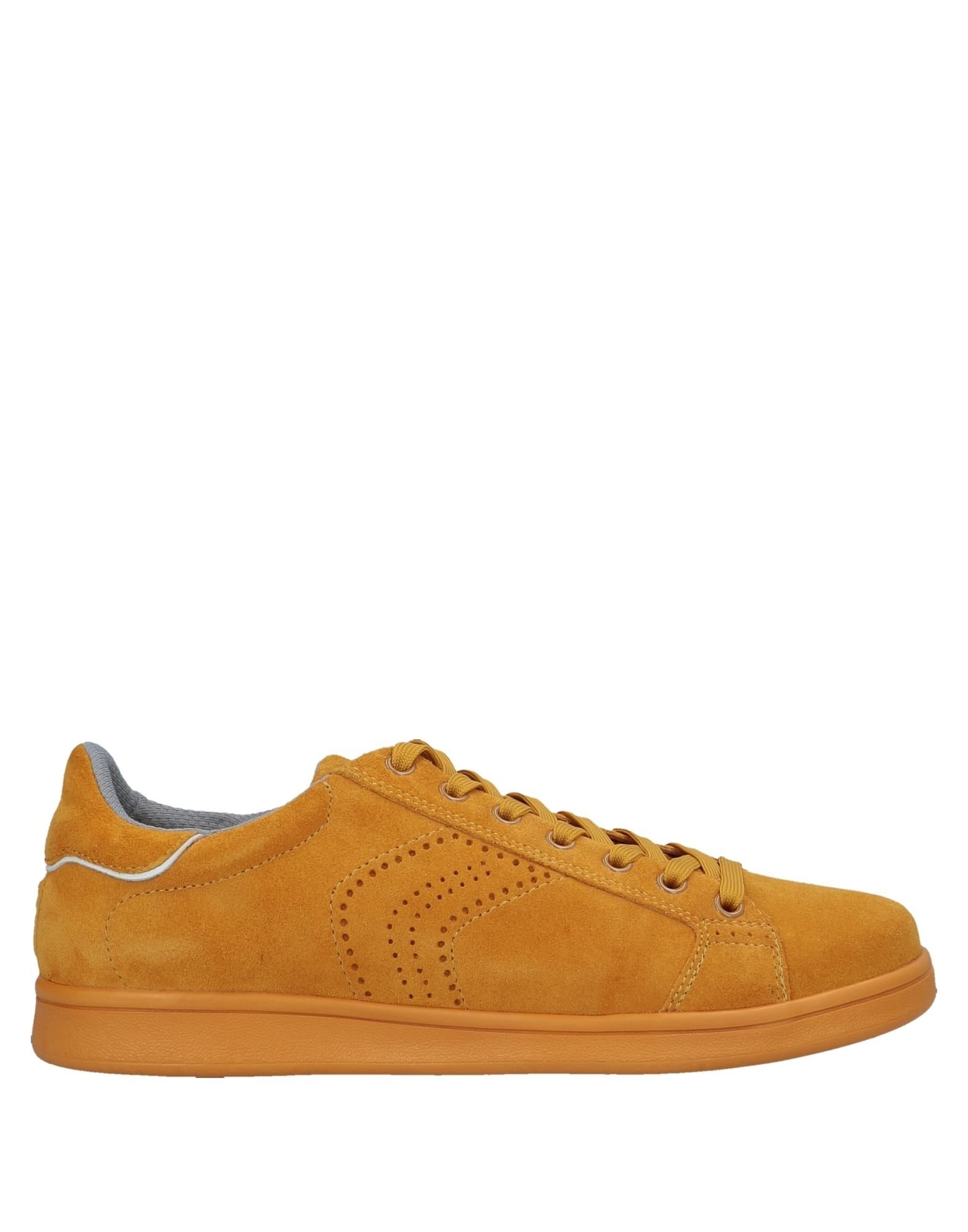 Sneakers Geox Homme - Sneakers Geox  Jaune Chaussures femme pas cher homme et femme