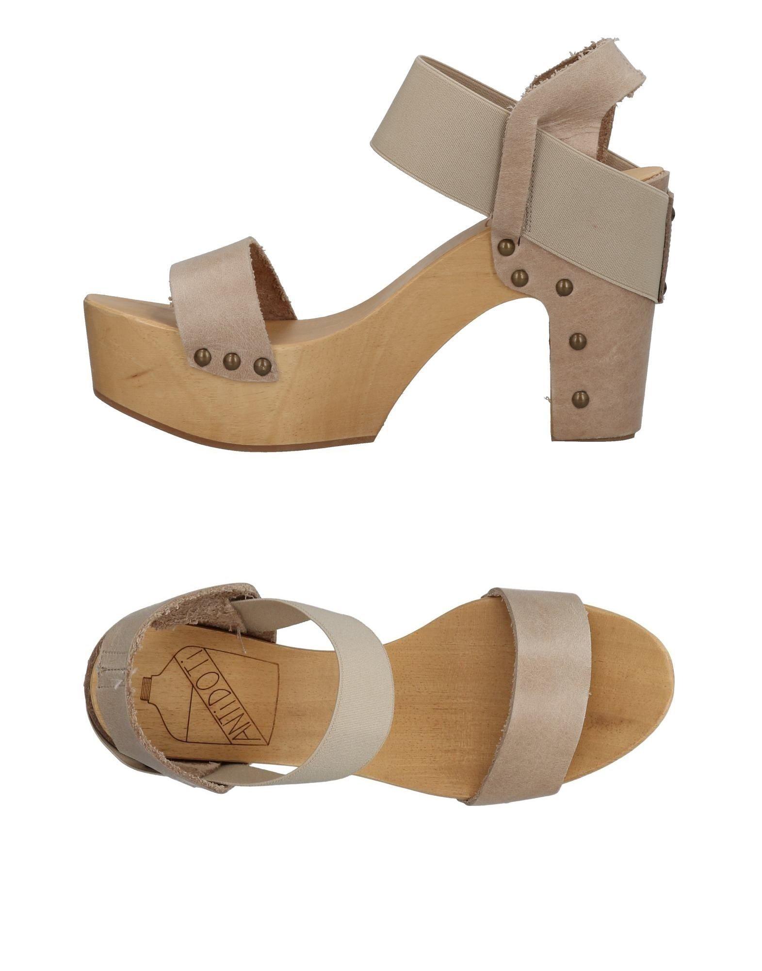 Sandales Antidoti Femme - Sandales Antidoti sur