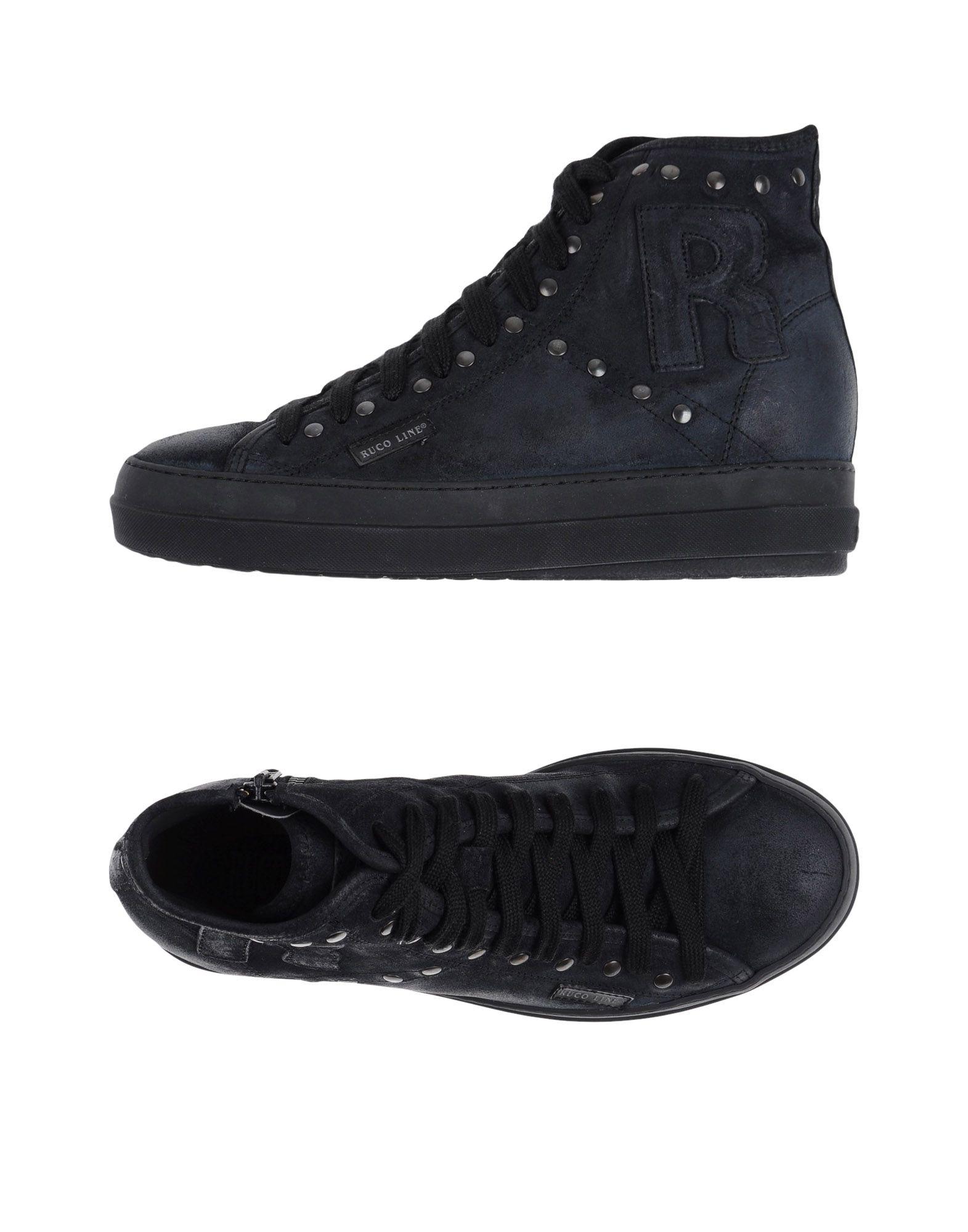 Gut um billige Schuhe zu tragenRuco Line Sneakers Damen  44989309FD