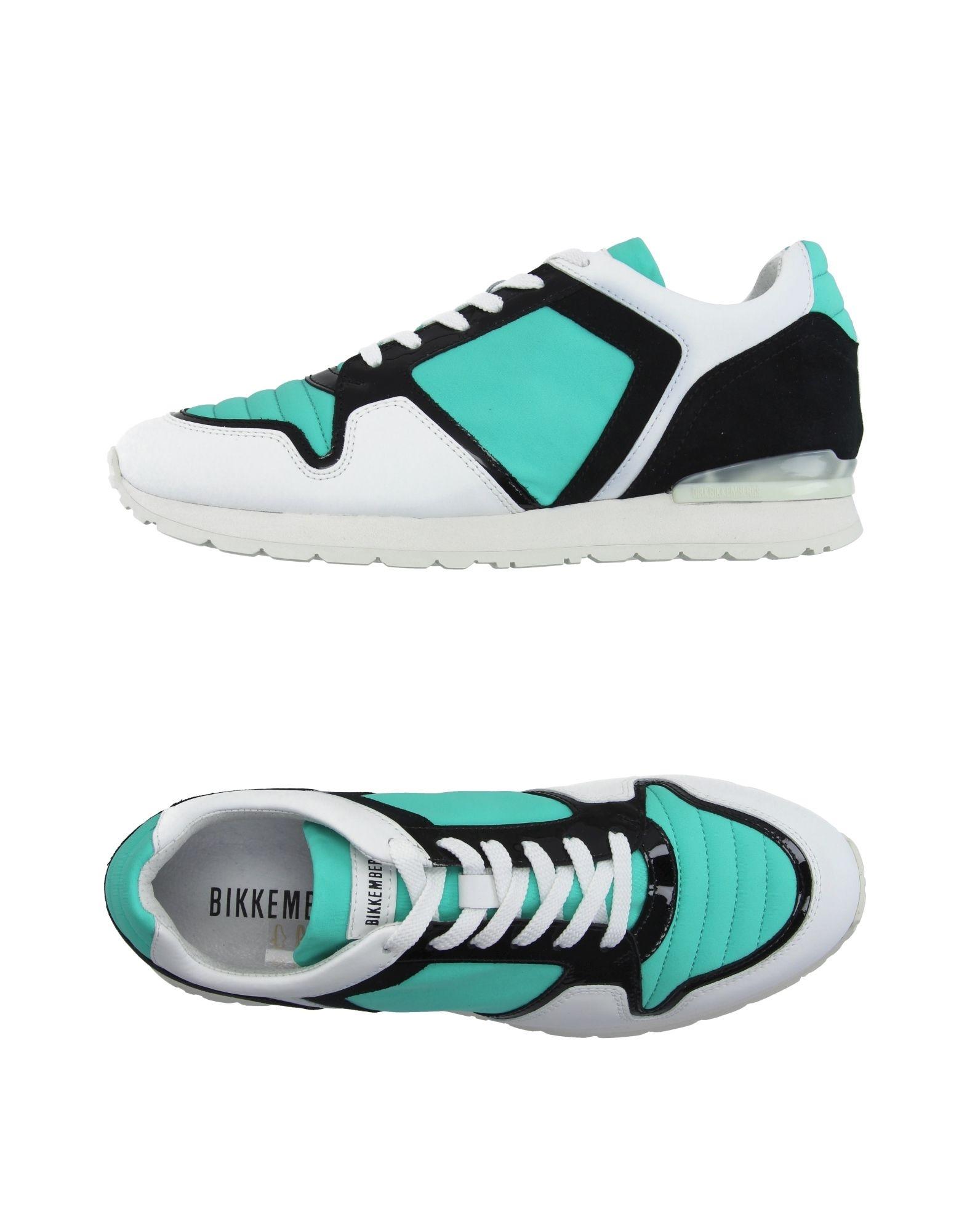 Haltbare Mode billige Schuhe Bikkembergs Sneakers Damen  44990028HJ Heiße Schuhe
