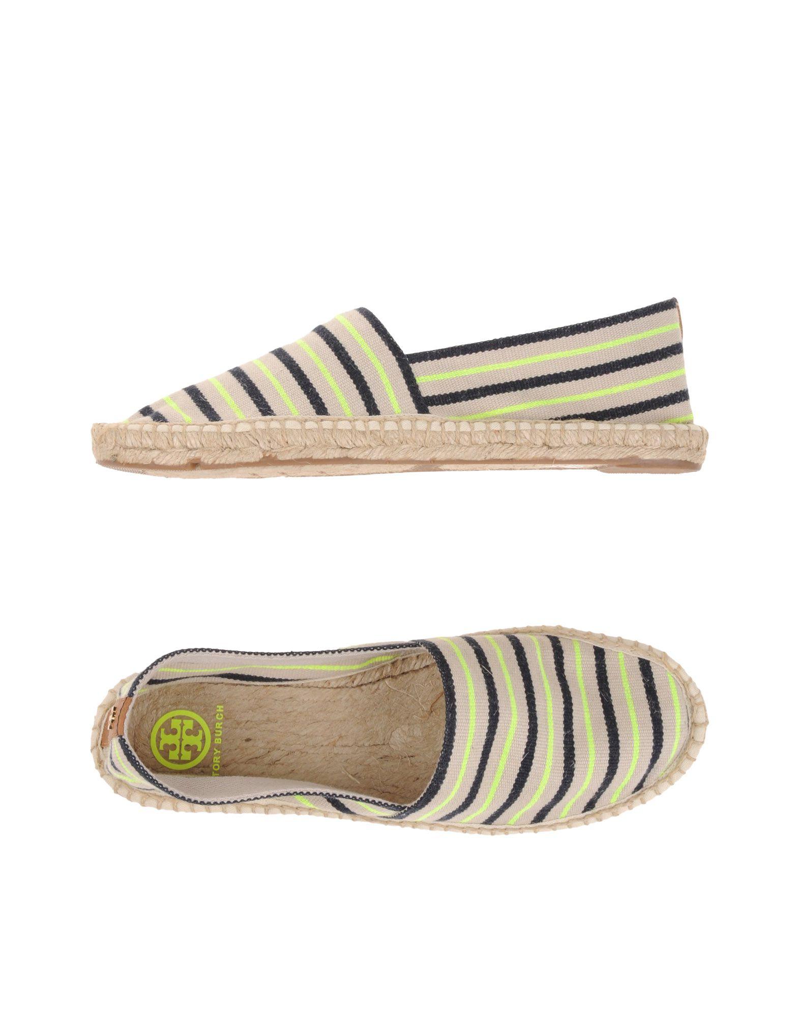Tory Burch Espadrilles Damen  44990098BU Gute Qualität beliebte Schuhe