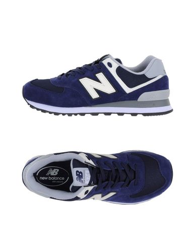 NEW BALANCE 574 SUEDE MESH CORE Sneakers