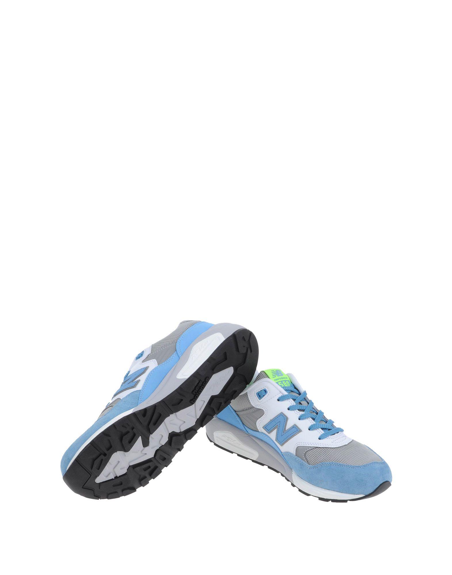 Sneakers New - Balance 580 Suede Mesh - New Uomo - 44991615QV cbca07
