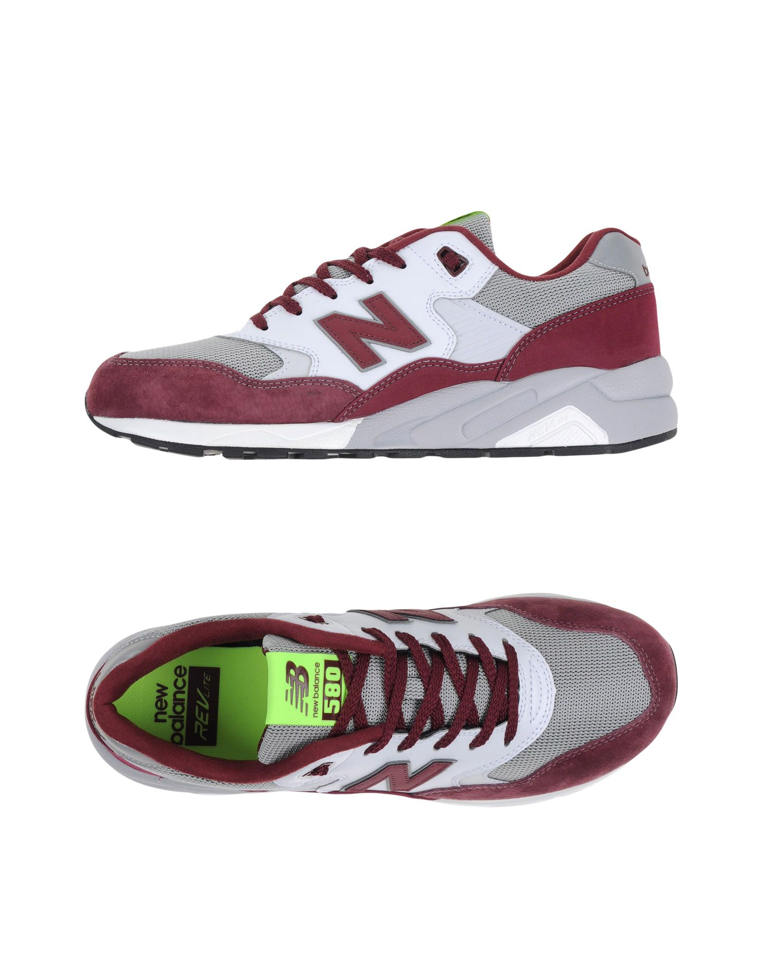 Sneakers New Balance 580 Suede Mesh - Uomo - 44991703OT