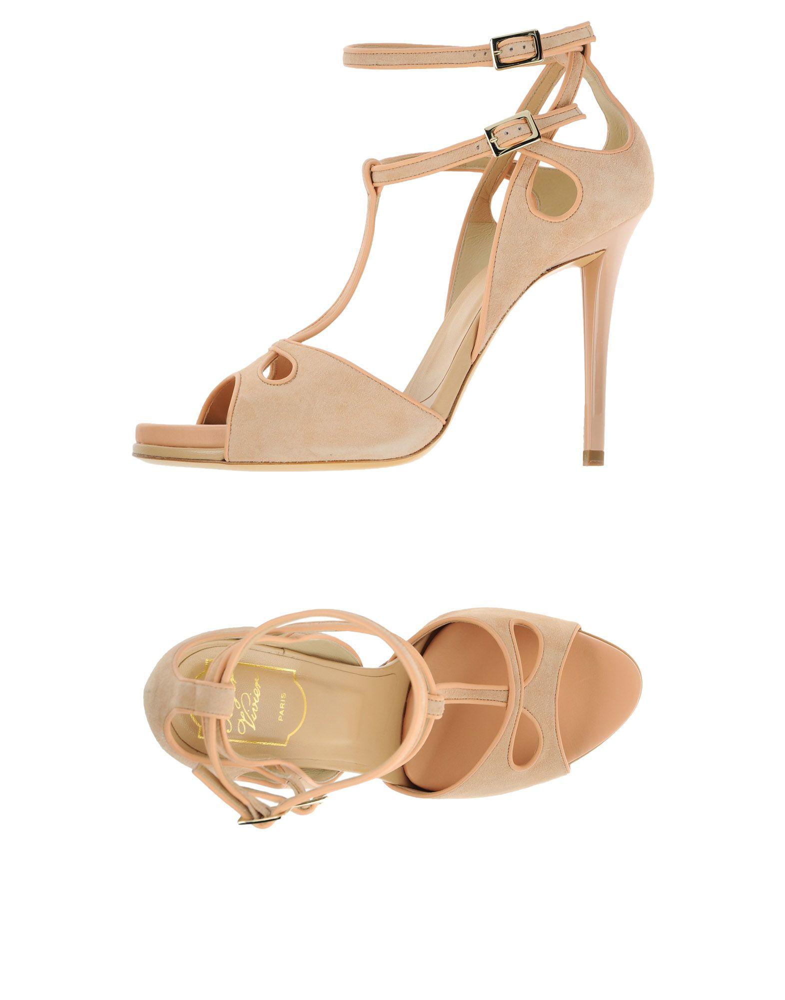 Roger Vivier Sandalen Damen  44993499JUGut aussehende strapazierfähige Schuhe