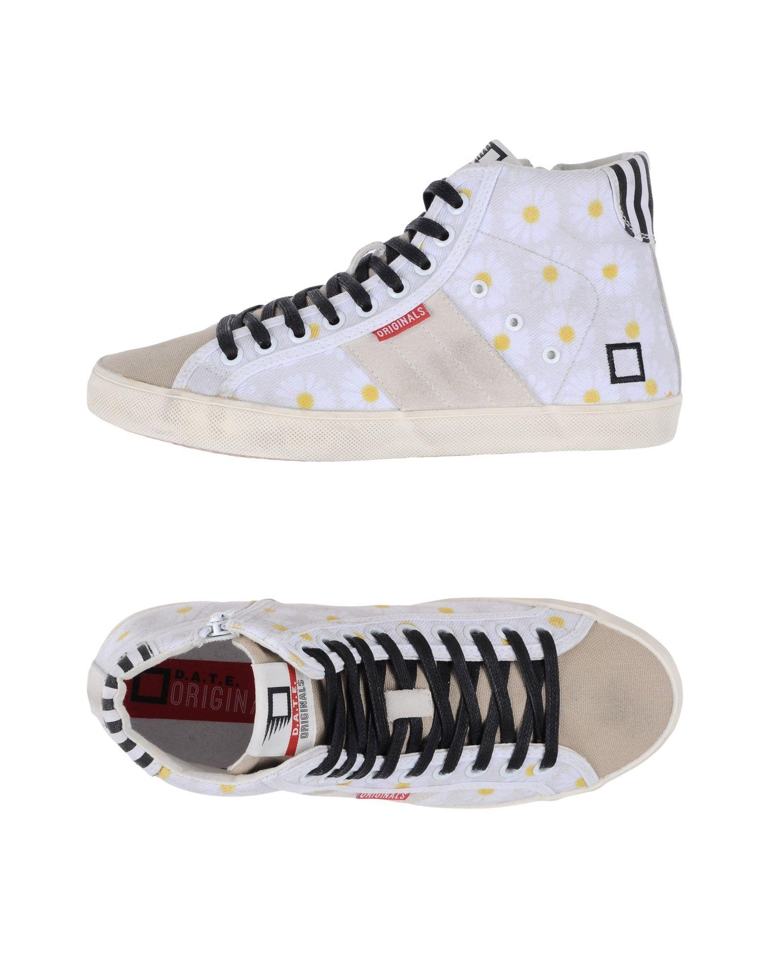 D.A.T.E. Originals Sneakers Damen  Schuhe 44993909SQ Gute Qualität beliebte Schuhe  ef5766