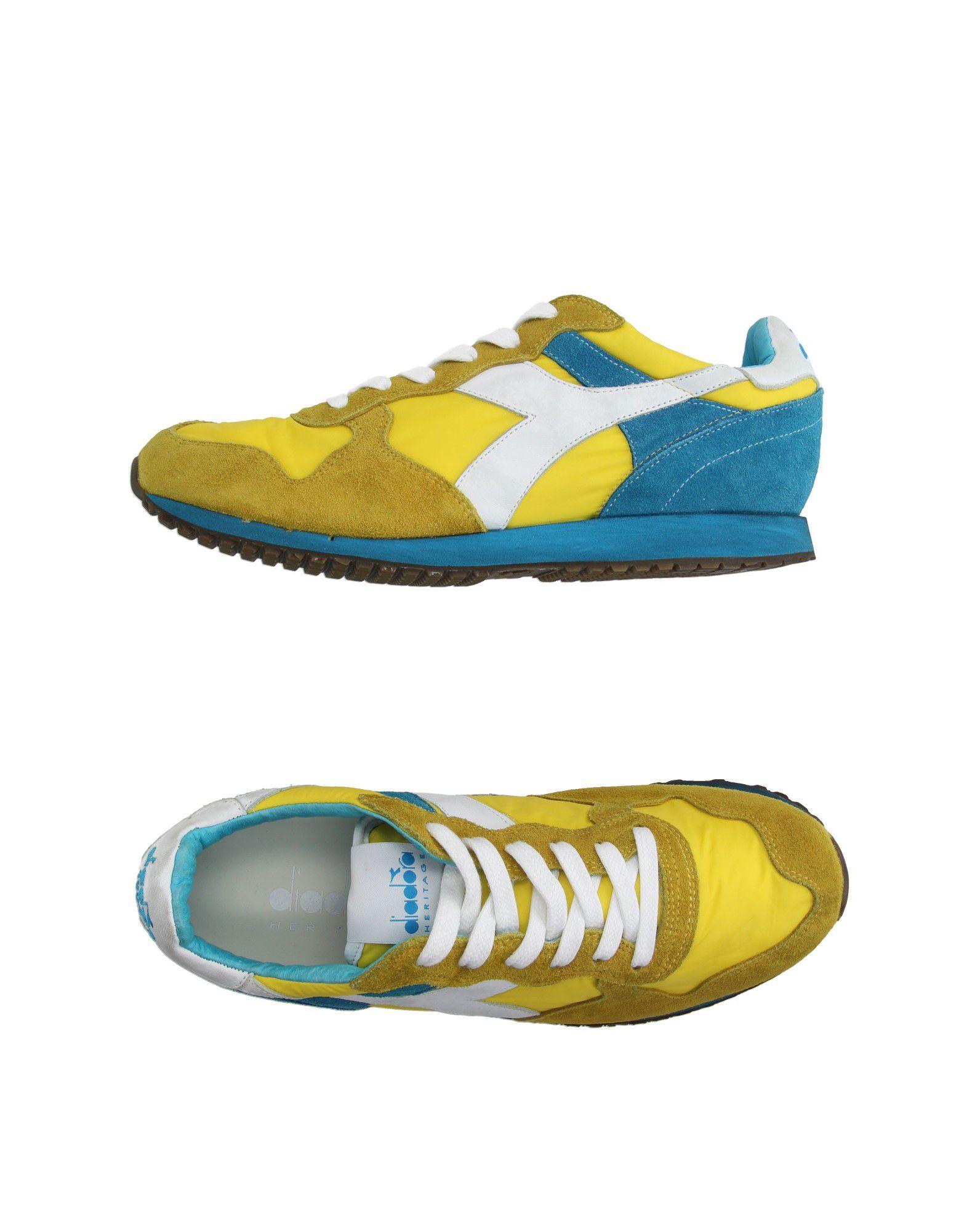 Diadora Heritage Herren Sneakers Herren Heritage  44994403NB 179dc6