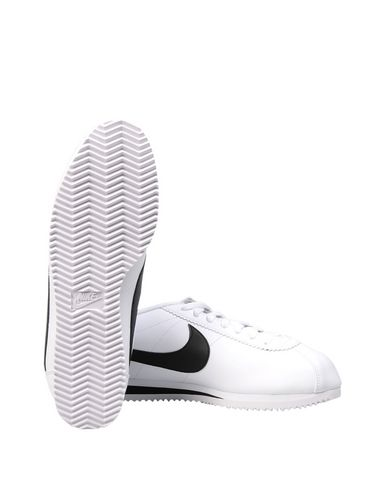 Scarpe Wmns Sneakers Donna Leather Nike Cortez Bianco Classic