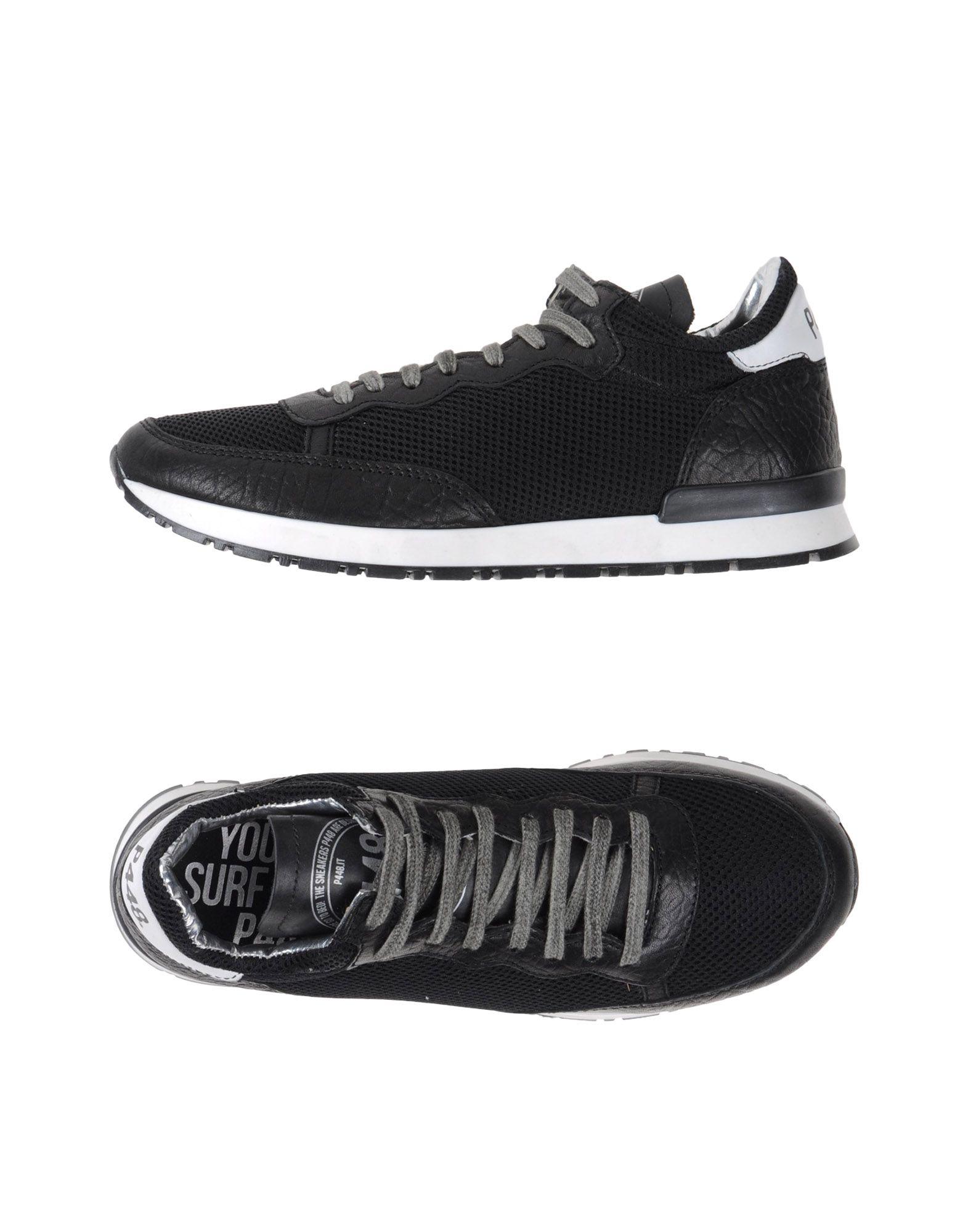 Rabatt echte Schuhe Herren P448 Sneakers Herren Schuhe  44994704TJ adefdb