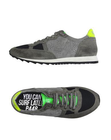 Zapatos de hombre y mujer de promoción por tiempo limitado Zapatillas Zapatillas P448 Mujer - Zapatillas limitado P448 - 44994954IF Gris ce6dc9