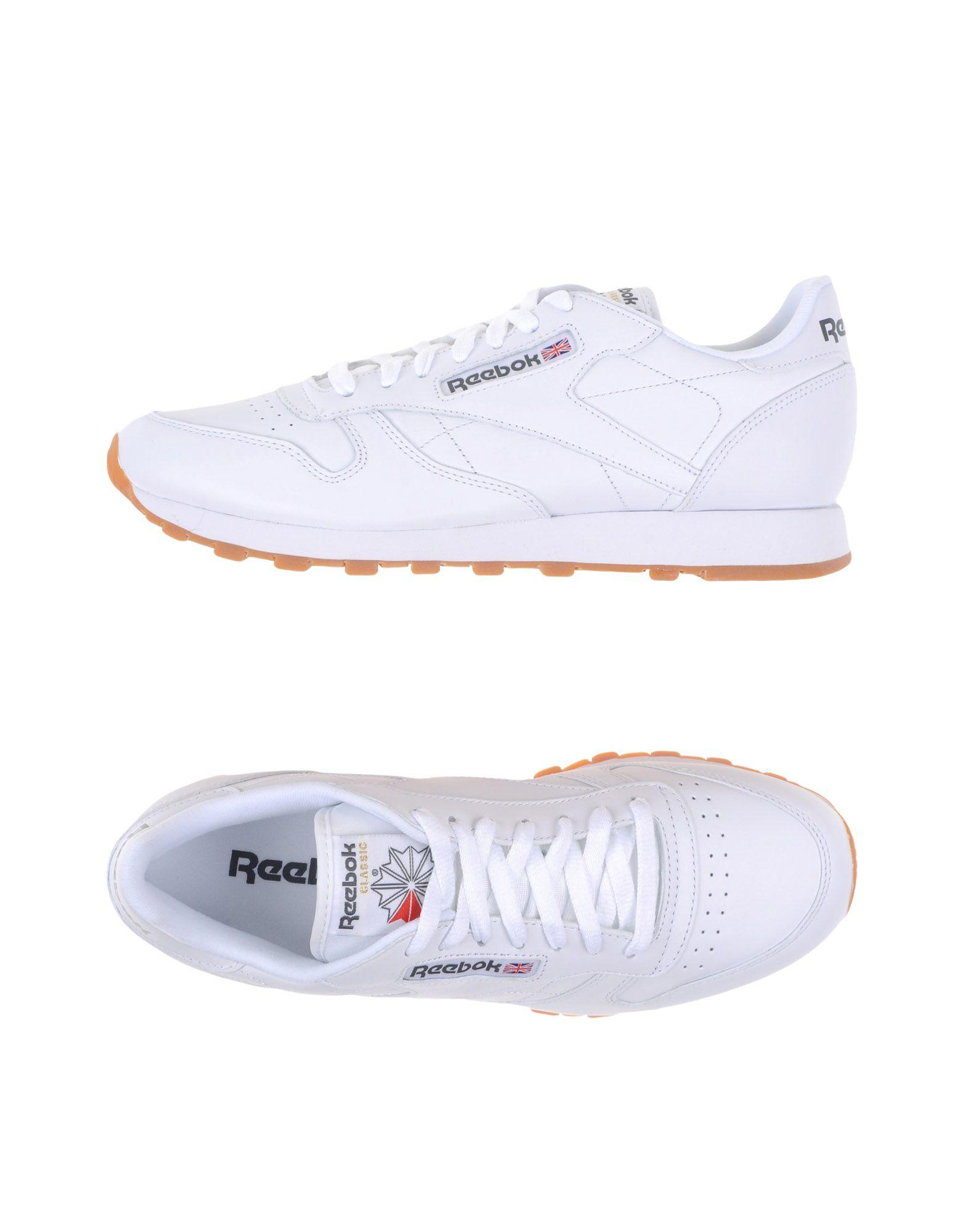 Rabatt echte Schuhe Reebok Cl Lthr  44994991GH