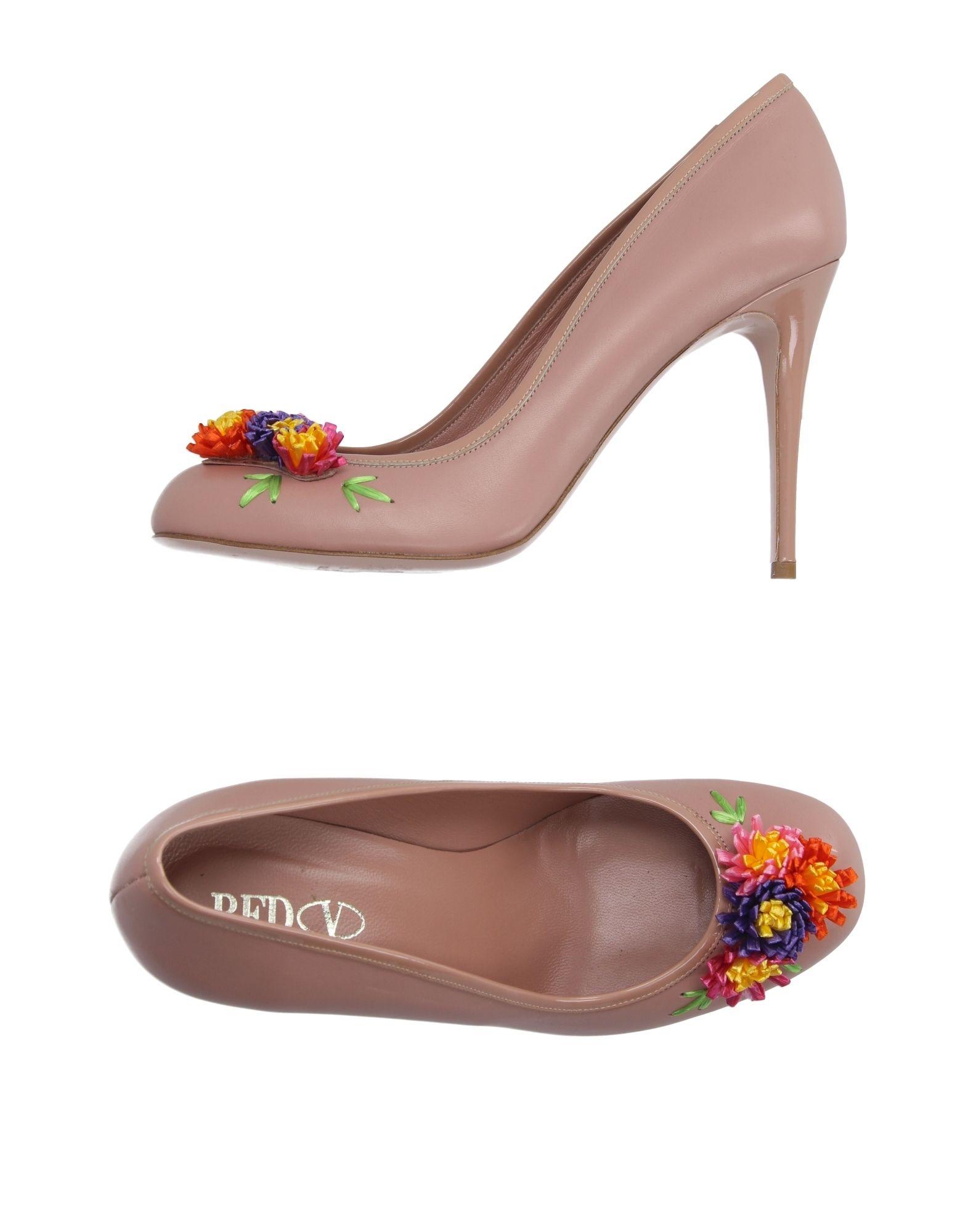 Haltbare Mode billige Schuhe Red(V) Pumps Damen  44995004TA Heiße Schuhe