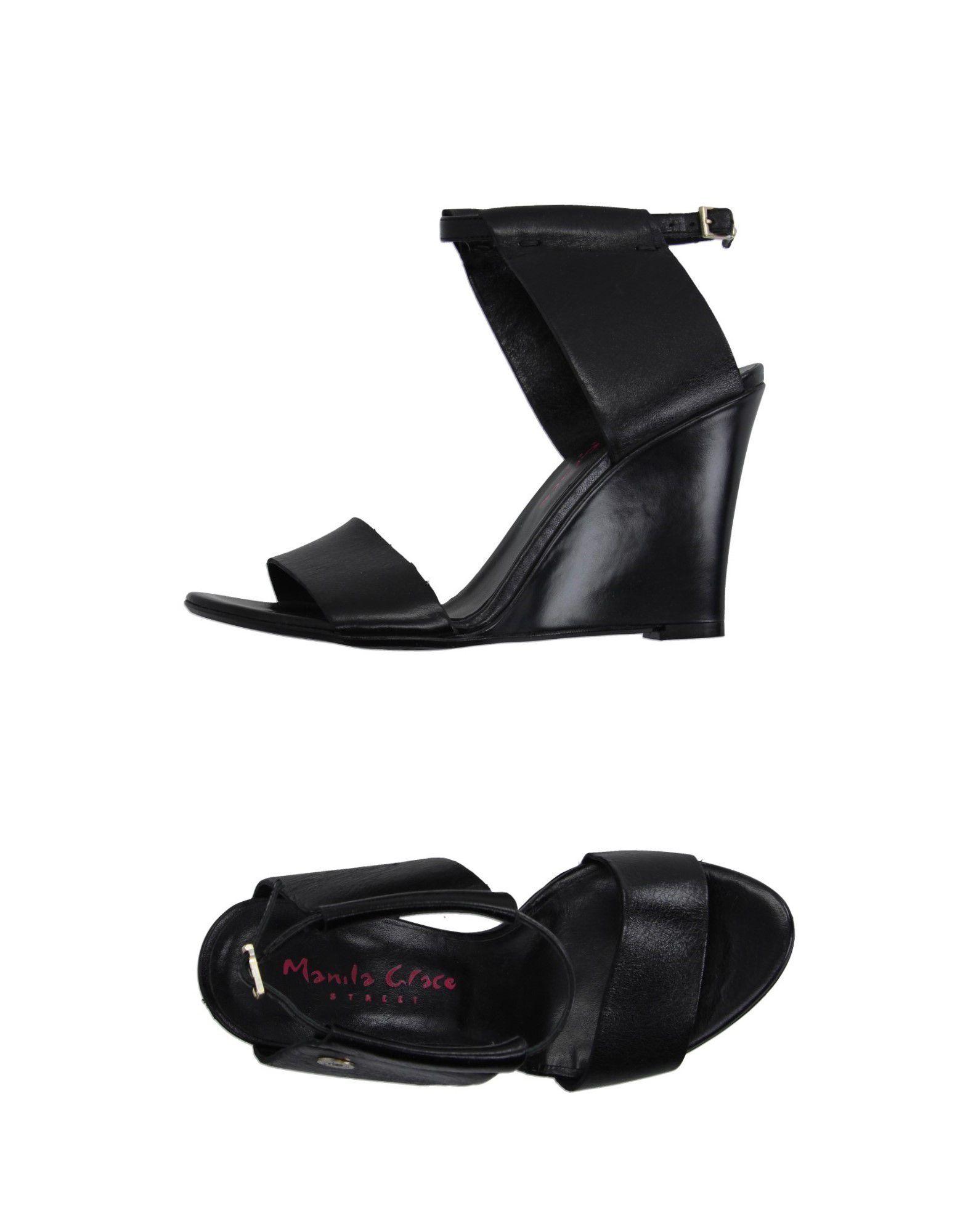Manila Grace Sandalen Damen  44995834TG Gute Qualität beliebte Schuhe