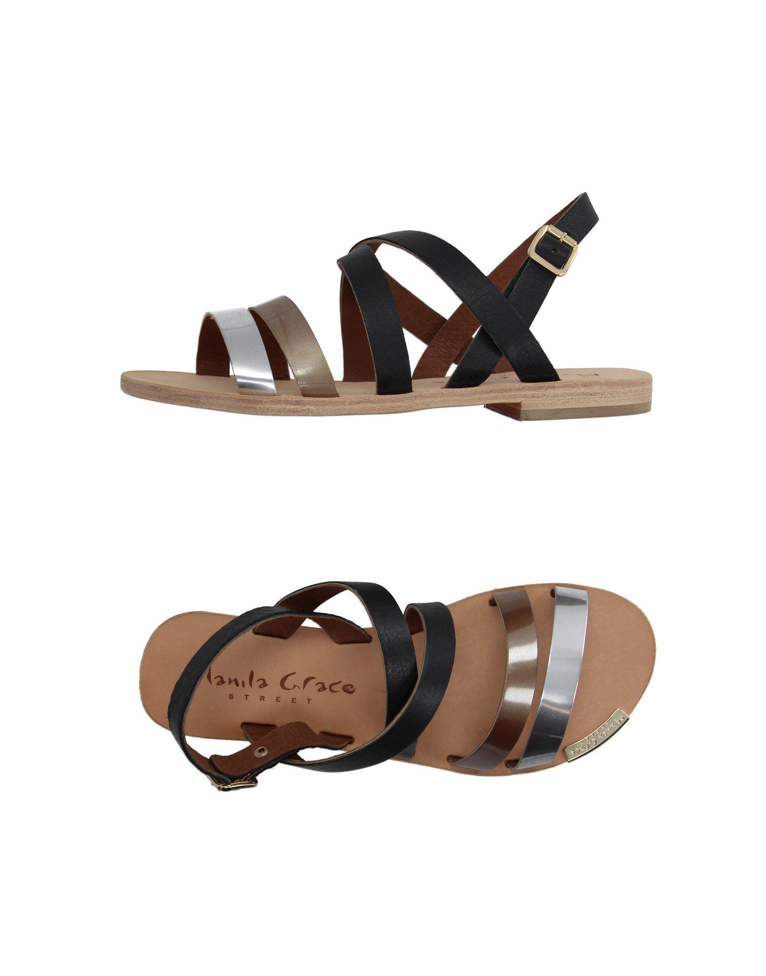 Manila Grace Sandalen Damen  44995905HS Gute Qualität beliebte Schuhe