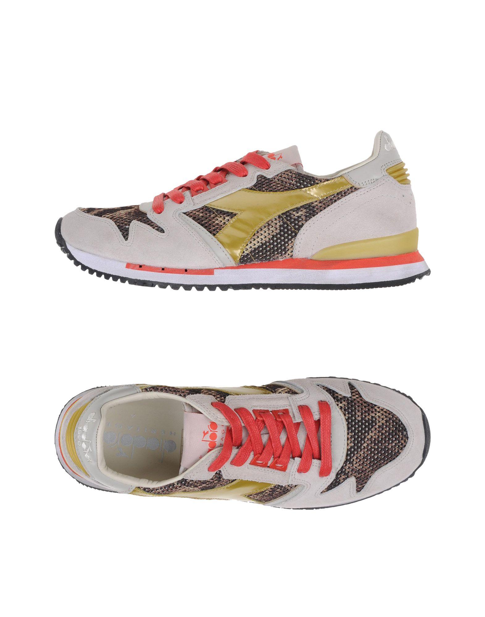 Sneakers Diadora Heritage Exodus W Python - Femme - Sneakers Diadora Heritage sur