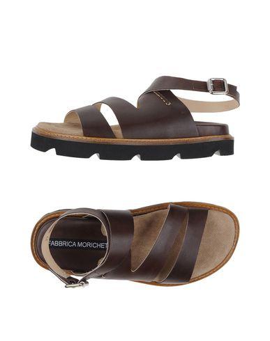 FABBRICA MORICHETTI Sandals Tan Women
