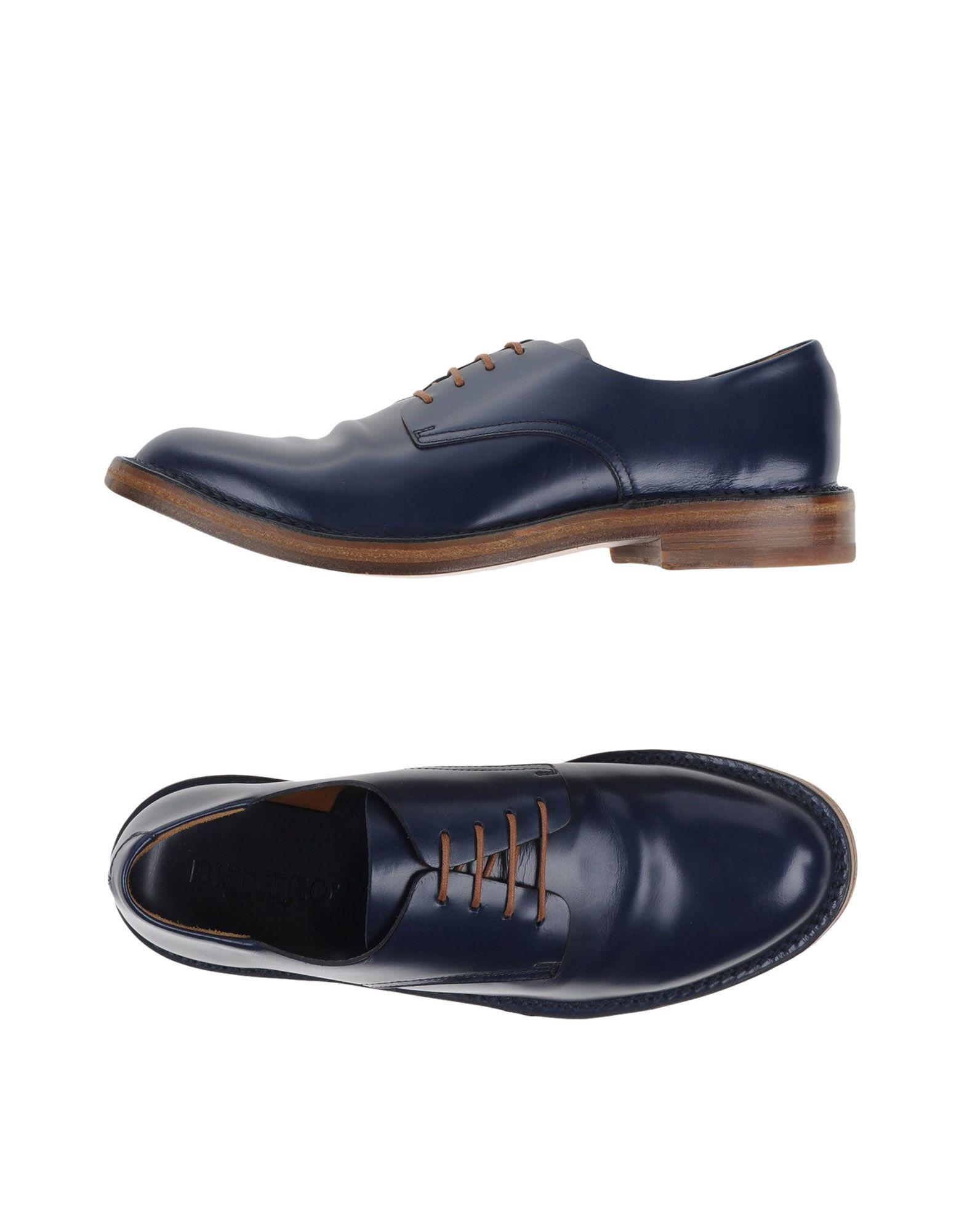 Buttero® Schnürschuhe Herren  44996563HW Gute Qualität beliebte Schuhe