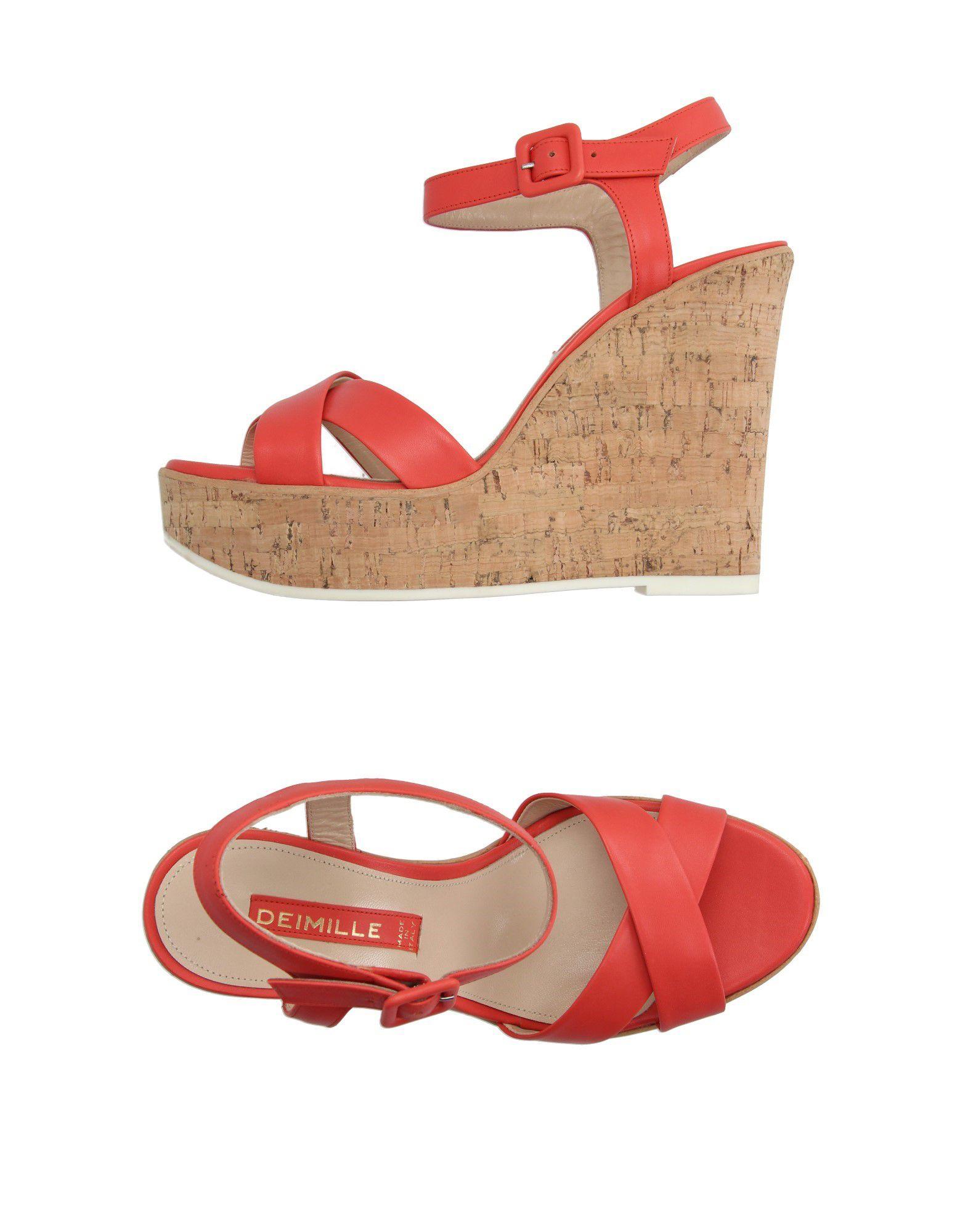 Gut um billige Schuhe zu 44996859ML tragenDeimille Sandalen Damen  44996859ML zu 709e17