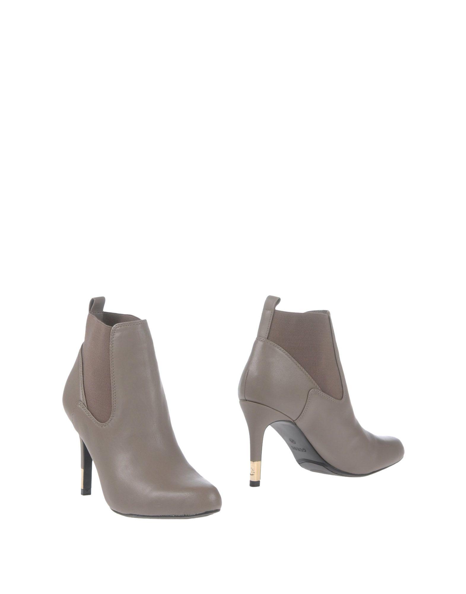 Stilvolle billige Schuhe Guess Stiefelette Damen  44997428WA
