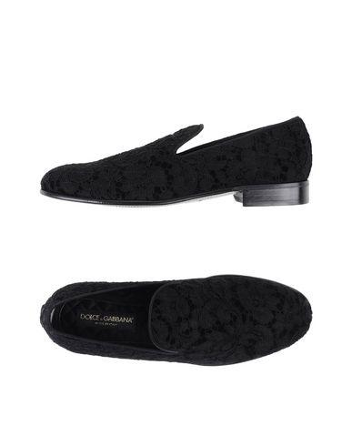 Los últimos zapatos Mocasín de hombre y mujer Mocasín zapatos Dolce & Gabbana Hombre - Mocasines Dolce & Gabbana - 44998648VS Negro 87c3a6