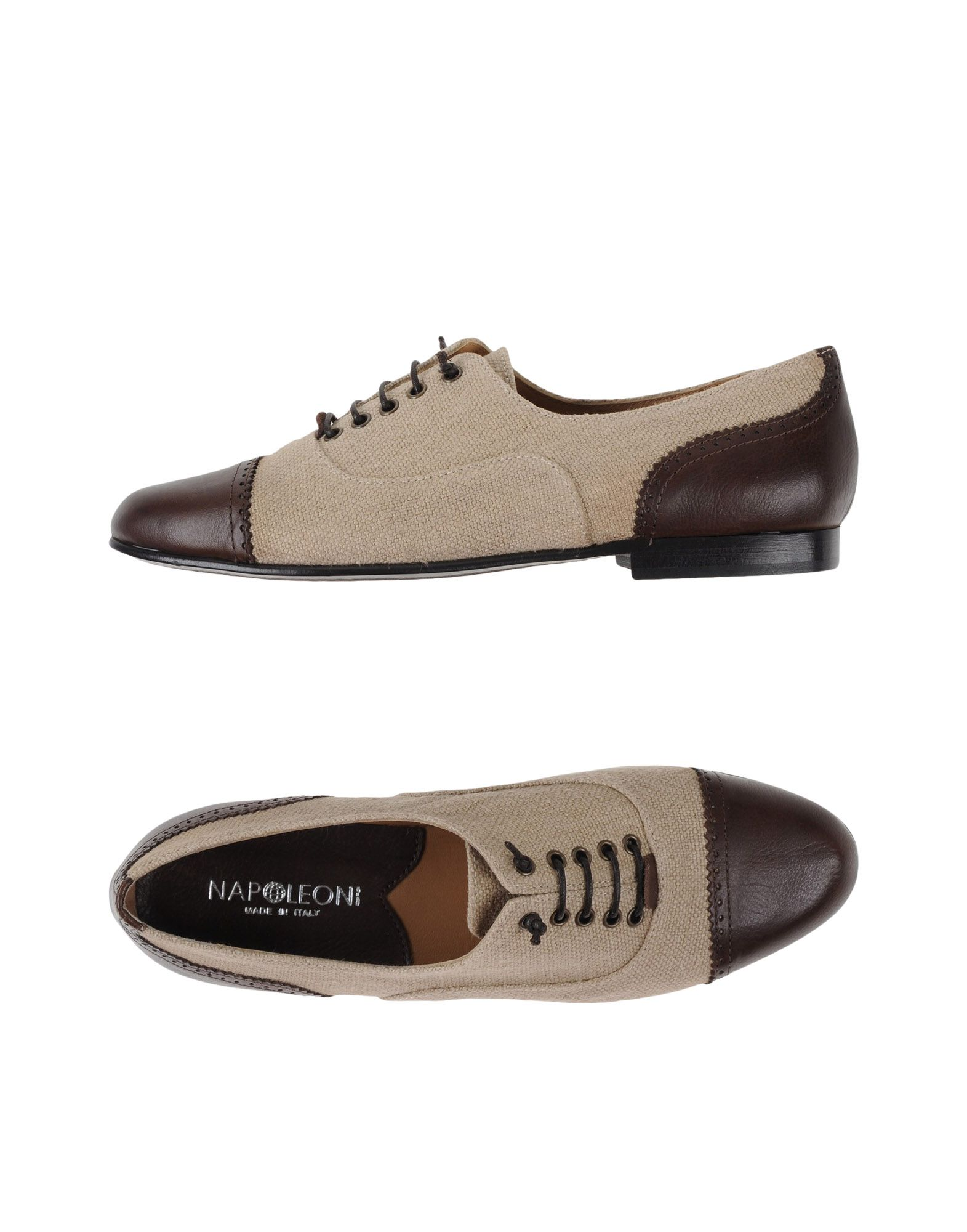 CHAUSSURES - Chaussures à lacetsNapoleoni 3hMr5u7rQ