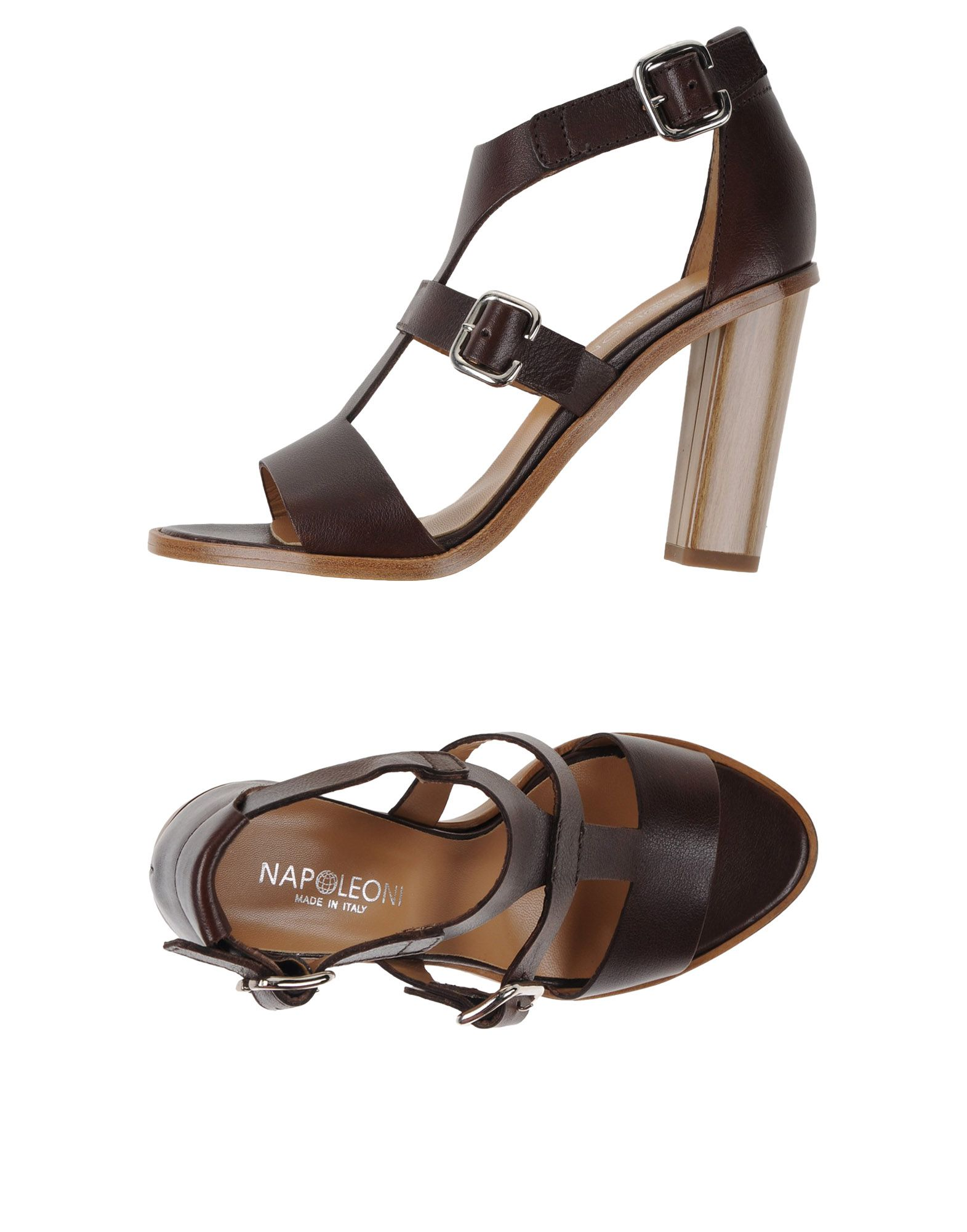 Günstige und modische Schuhe Napoleoni Sandalen Damen  44999232RD