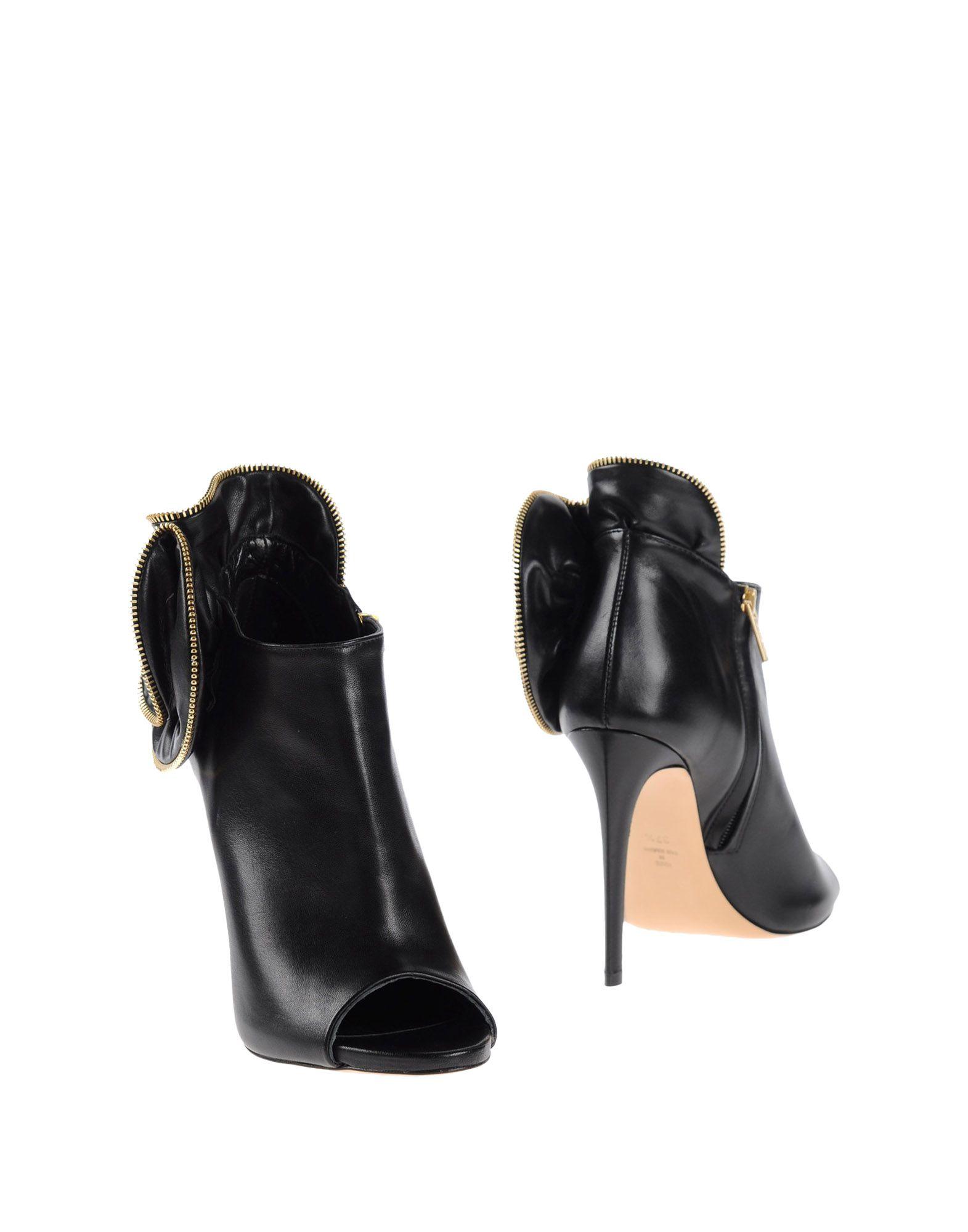 Rabatt Schuhe Ninalilou Stiefelette Damen  44999773VG