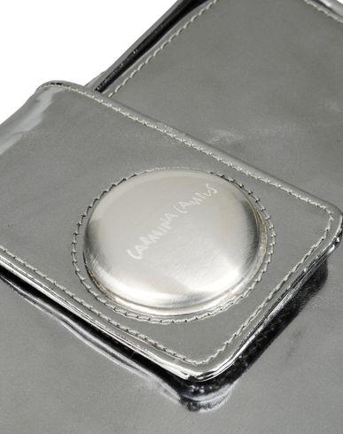 CARMINA CAMPUS Handbag in Silver