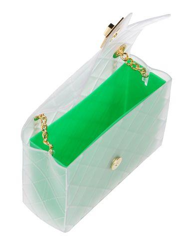 Light Across body DESIGNINVERSO green bag n06WO
