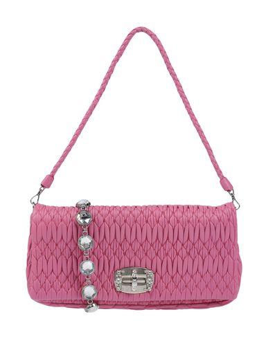 MIU MIU MIU Fuchsia Handbag Fuchsia MIU Fuchsia MIU Fuchsia Handbag MIU Handbag MIU Handbag MIU EPq4Bw