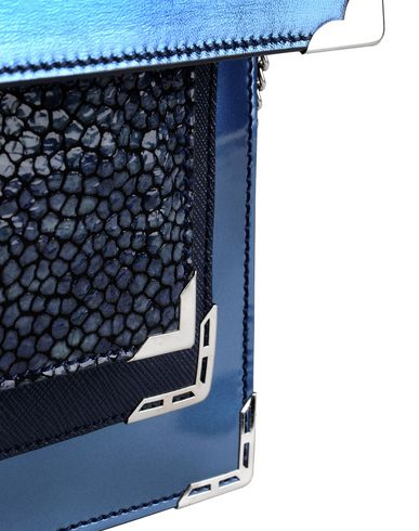 CARMINA CAMPUS Handbag in Blue