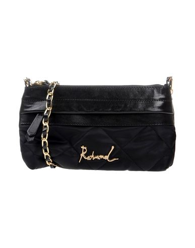 RICHMOND RICHMOND bag Black bag Black body body Across RICHMOND Across q7HgEtw