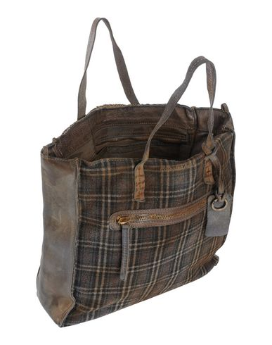CATERINA LUCCHI brown Dark brown Handbag LUCCHI CATERINA LUCCHI CATERINA Handbag Dark ZZXrqd