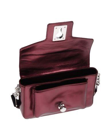 purple bag LAGERFELD body Across Deep KARL vw6Xgq7xw