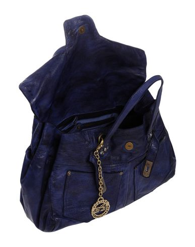 blue Dark Handbag PON SECRET PON Zq0gZwFI