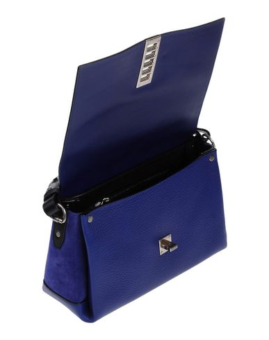 body Across PROENZA Blue bag SCHOULER X0CxagqBwf
