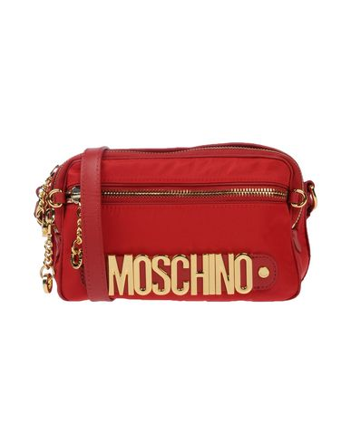 MOSCHINO Across bag MOSCHINO body Across Red 5qw7U7
