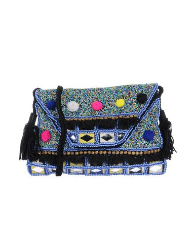Across body ANTIK bag BATIK Black O54PqR41