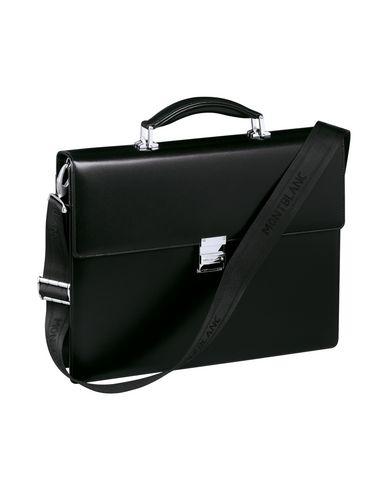 MONTBLANC Meisterstück Single Briefcase Black Bolso de trabajo