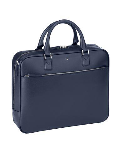 6f6d558a19 Montblanc Sartorial Document Case Small Indigo - Work Bag - Men ...