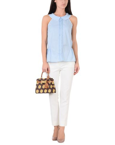 MOSCHINO Handbag MOSCHINO MOSCHINO Brown Brown Brown Handbag Handbag qHvPF