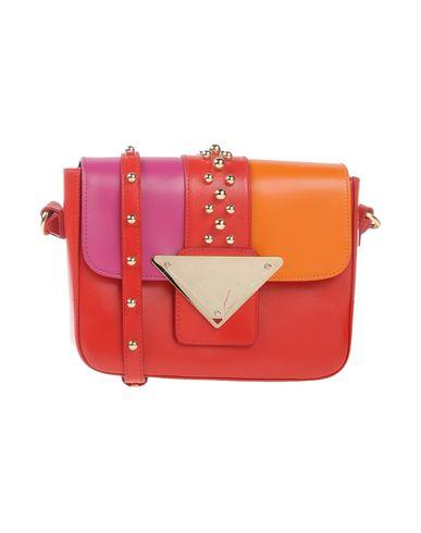 Handbag Red BATTAGLIA SARA BATTAGLIA SARA Handbag Red wWqapU0S