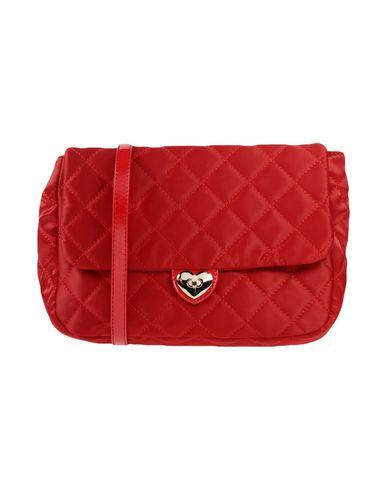 Red body Across BLU bag TOSCA zqaRw