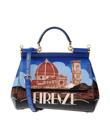 Blue DOLCE amp; amp; Handbag DOLCE GABBANA wq7wZ0x1Pd