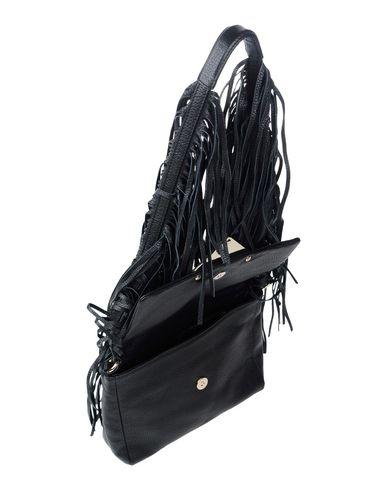 SARA BATTAGLIA Shoulder Bag in Black