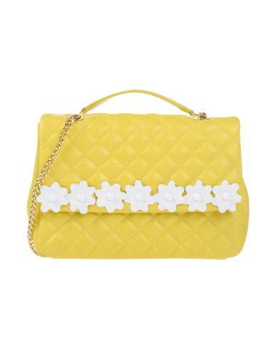 BOUTIQUE Across body bag Yellow MOSCHINO vCqvz